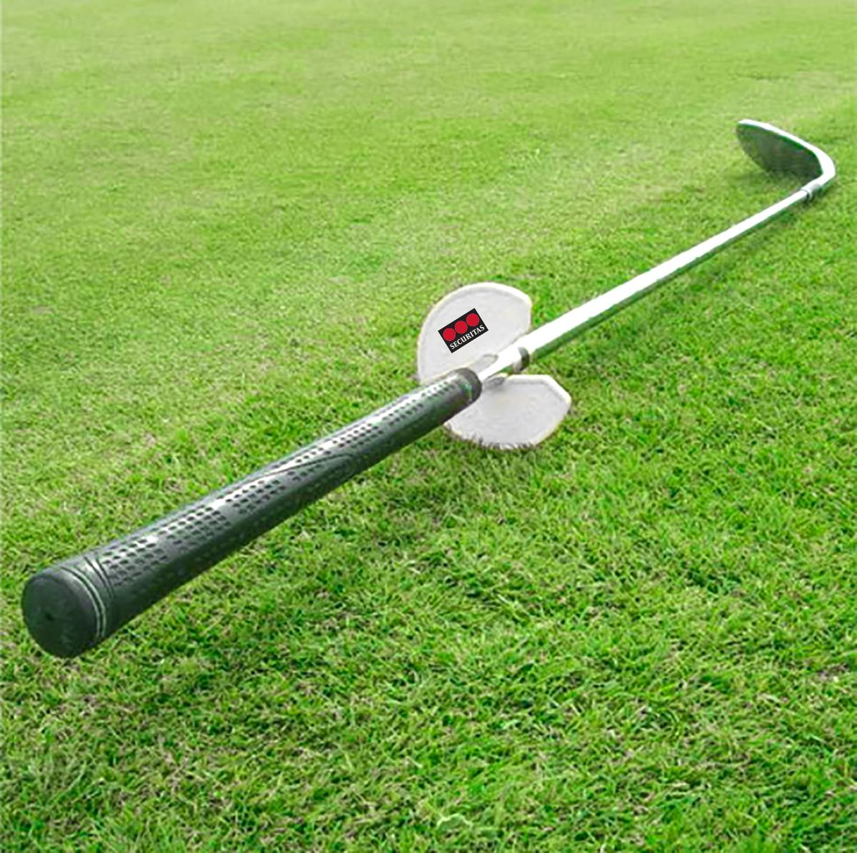 Securitas Grip Dry Golf Club Holder